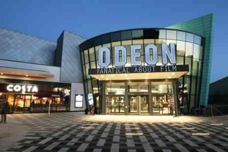 ODEON Cinemas - Three Tickets to ODEON Cinemas - Save 0%