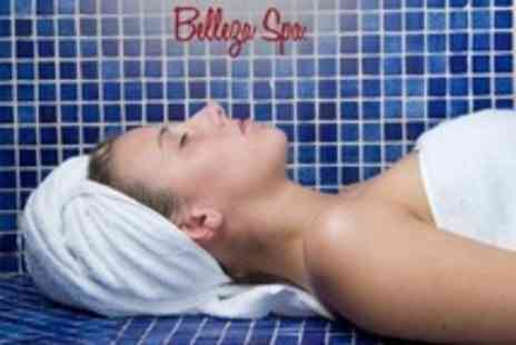 Belleza Spa - Traditional Moroccan Hammam With 75 Minute Argan Oil Massage and Savon Noir Full Body Scrub For One - Save 68%