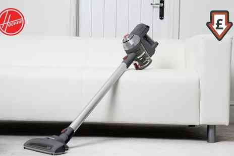 Groupon Goods Global GmbH - Hoover Freedom FD22G Cordless Vacuum Cleaner With Free Delivery - Save 62%