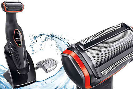 Essence Fashion - Philips Wet and Dry Body Hair Trimmer - Save 90%