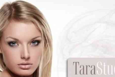 Tara Studio Nails and Beauty - OPI Manicure, Dead Sea Facial Masque, and Two Wax Treatments - Save 74%
