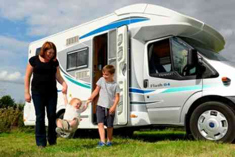Unbeatable Hire - Three or Seven Nights Campervan Hire for Up to 7 People - Save 0%