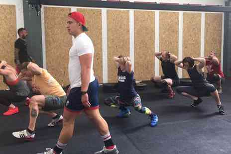 Rochford Crossfit - Four or Eight CrossFit Sessions - Save 71%