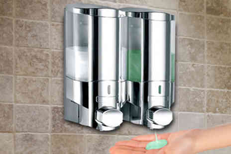Mooch - Wall Mountable Shampoo Dispenser - Save 65%