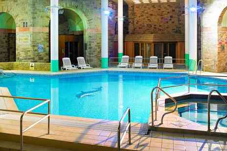 Shrigley Hall Hotel - Four Star One or Two Nights for Two with Breakfast, Dinner and Wine - Save 0%