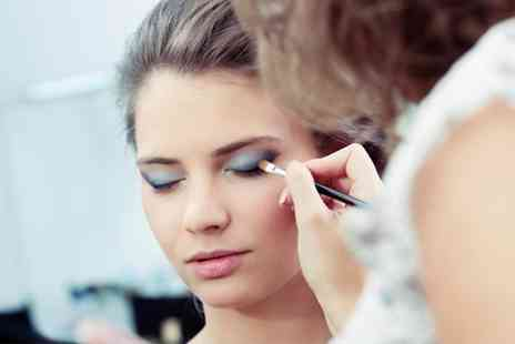 Shaheens School Of Artistry - Three Hour Make Up Course with Goody Bag and Certificate - Save 73%