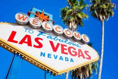 Southall Travel - Five night Las Vegas escape including flights - Save 0%