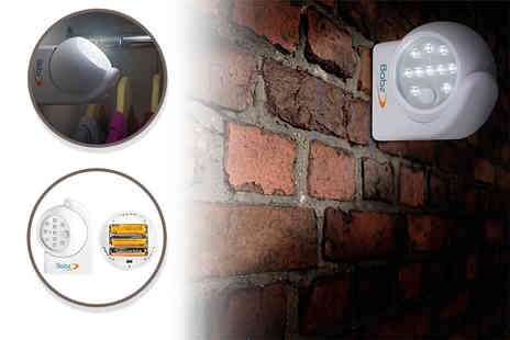 Hyfive - 10 Led motion sensor solar light - Save 59%