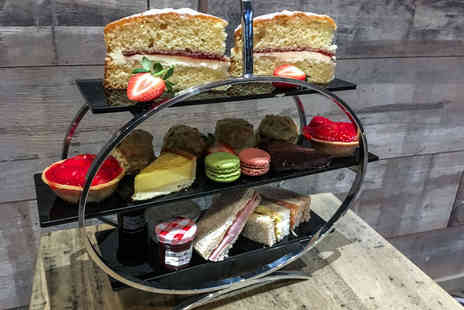 Novotel - Classic afternoon tea for two people - Save 41%