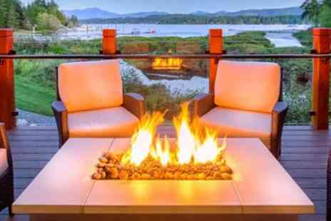Sproat Lake Landing Resort - Member Favourite Lakeside Retreat with Breakfast - Save 0%