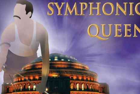Royal Philharmonic Orchestra - Front Circle or Rear Arena Ticket for Symphonic Queen on Friday, 6 October 2017 - Save 20%