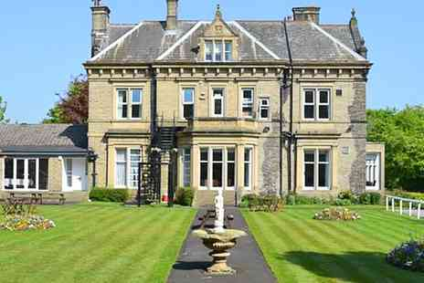 Durker Roods Hotel - One or Two Nights Stay for Two with Breakfast, Dinner and Wine - Save 0%