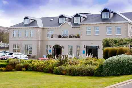 Ballyliffin Lodge - Two Nights Stay for Two with Breakfast and Options for Spa Treatment - Save 0%