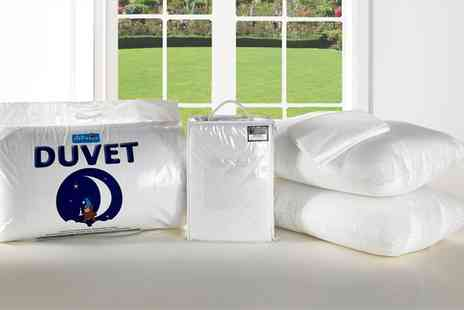 Groupon Goods Global GmbH - Single or Double Student Bedding Pack - Save 60%