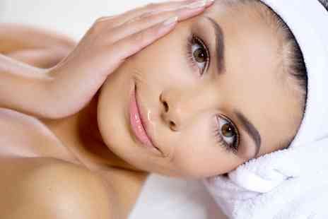 Forever Young Clinic - Three Sessions of Microdermabrasion with a Face Peel - Save 55%