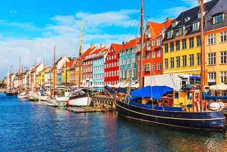 Weekender Breaks - Five night Copenhagen and Oslo trip including overnight ferry and return flights - Save 44%