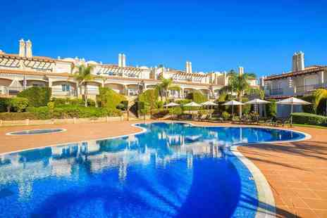 Super Escapes Travel - Three night 4 Star Albufeira, Portugal break with flights - Save 27%