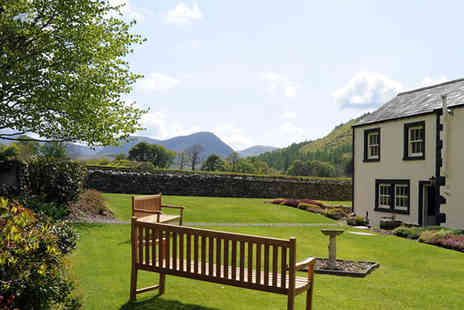 New House Farm - One, two or three night Lake District stay for two with breakfast, prosecco, cream tea and hot tub access - Save 51%