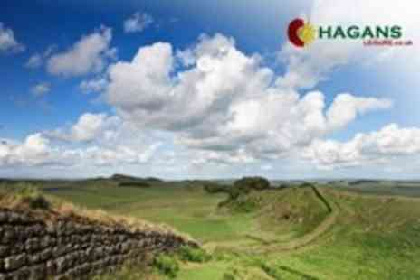 Hagans Leisure - In Cumbria One Night Camping or Caravan Holiday Site With Use of Leisure Facilities - Save 74%