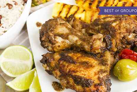 24 Carat Bistro - Up to 36 Wing Platter with Fries and Drinks for Up to Six - Save 0%