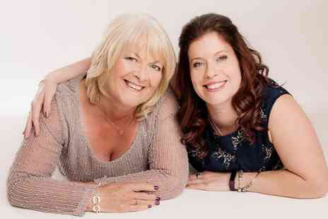 Cloud House Studios - Mother and Daughter Photoshoot with Six Prints and Refreshments - Save 0%