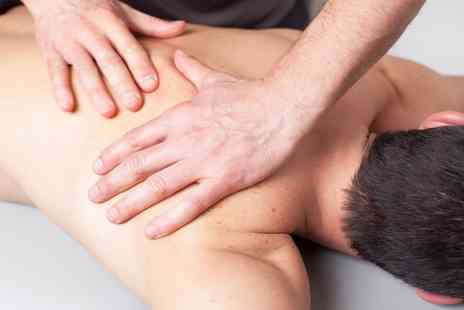 Pain Solutions - 30 or 60 Minute Deep Tissue or Sports Massage or Posture Treatment with Consultation - Save 31%
