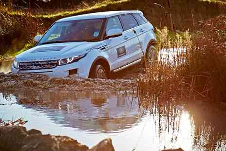 Land Rover - Land Rover Taster or Full Manufacturing Tour, or Taster Drive or Half Day Driving Experience - Save 0%