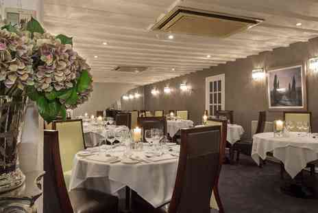 The Bluebell Restaurant - Six Course Tasting Menu for Two or Four - Save 50%