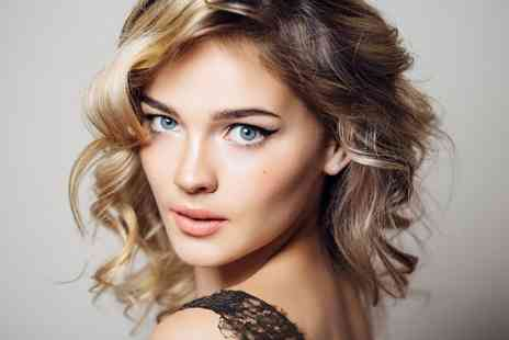 Balayage Salon - Cut and Half Head of Highlights - Save 56%