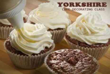 Yorkshire Cake Decorating Classes - Two Hour Cupcake Decorating Class For One with Yorkshire Cake Decorating Classes - Save 53%