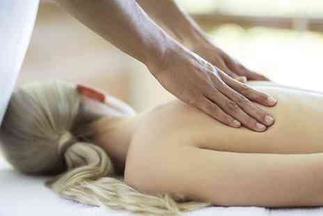 Lumiere Beauty Lounge - Back, Neck and Shoulder Swedish Massage or Chocolate Dreams Pamper Package - Save 0%