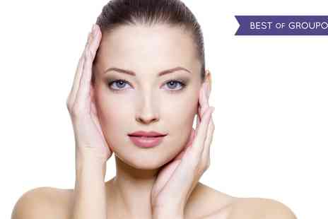 KSkin - Three Sessions of Thread Vein Removal on Nose or Cheeks or Both - Save 77%