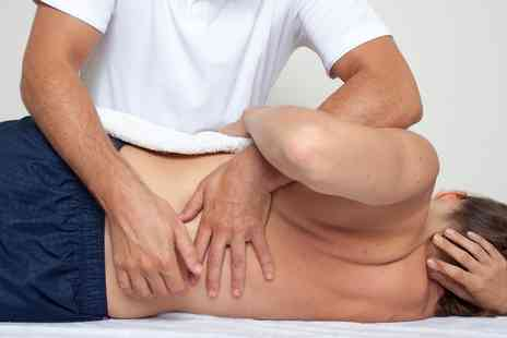 Hicks Health - Osteopathic Consultation and Two 30 Minute Treatments - Save 75%