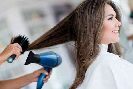 Deeps Hair and Beauty - Wash, Cut and Blow Dry with Conditioning Treatment - Save 5%