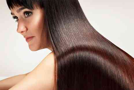 The Salon - Brazilian Blow Dry with Optional Wash, Cut and Finish - Save 0%