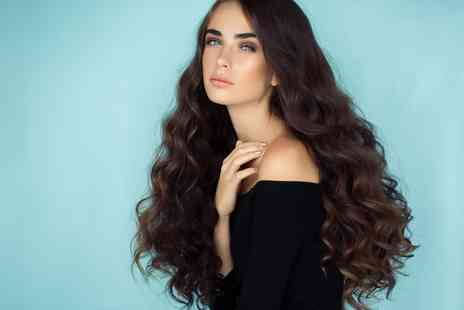 Luxe Hair Beauty - Wash, Cut and Finish with Optional Full Head Colour - Save 47%