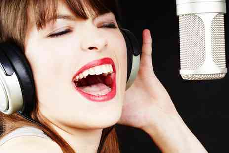 Northern Vocal Academy - Three One Hour Singing Lessons - Save 61%