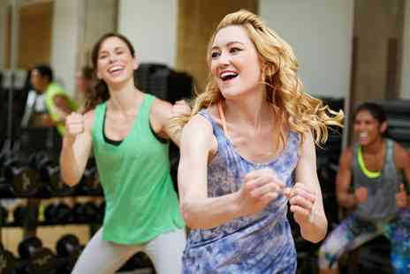 Latin Fitness Camp - Five or Ten Latin Fitness Classes - Save 73%