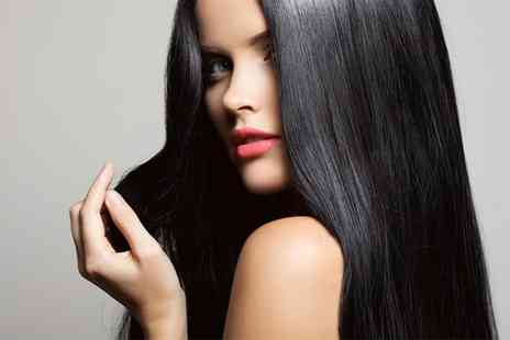 Tangled Hair Salon - Brazilian Keratin Treatment with Wash and Cut - Save 67%