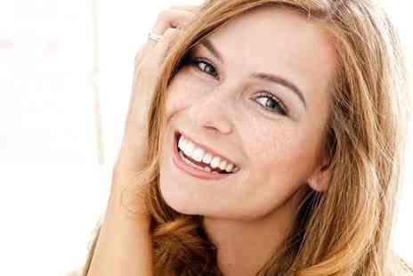 Complete Smile Cosmetic Dental Clinic - Teeth Whitening with Airflow Polish - Save 86%