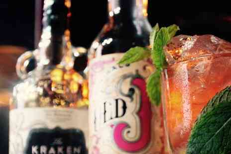 The Shed - Choice of Three or Six Cocktails - Save 58%