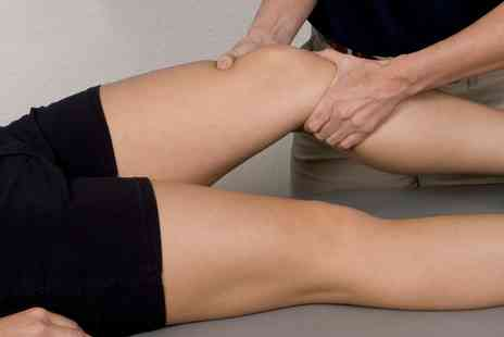 Sports Massage and Injury Treatments - 30 or 60 Minute Sports Therapy with Assessment - Save 66%