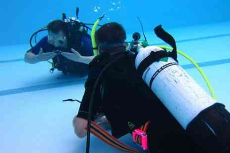 Divestyle - PADI Discover Scuba Diving Experience for One or Two - Save 47%
