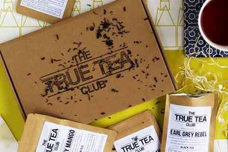 True Tea Club - Tea Tasting Selection with Four Teas - Save 0%