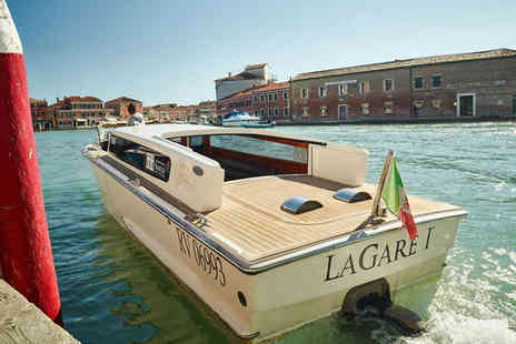 LaGare Hotel - Four Star Design Led Sophistication Stay For two, 20 mins from Venice - Save 70%