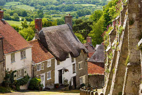 The Fontmell - Charmingly Converted Dorset Inn Stay For Two with Fine Dining Restaurant - Save 37%