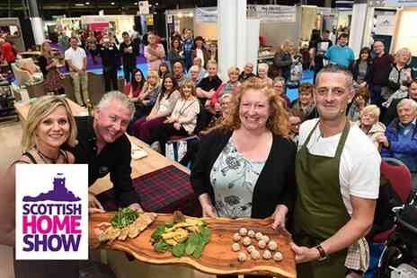 Scottish Home Show - Two adult tickets to the Scottish Home Show 2017 - Save 56%