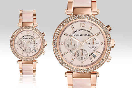 Class Watches - Michael Kors MK5896 ladies watch - Save 56%