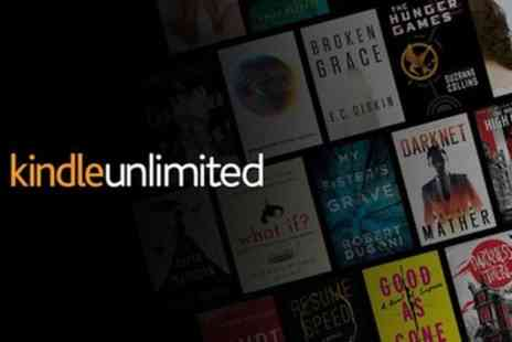 Kindle Unlimited - Free 60 Day Kindle Unlimited Membership - Save 0%