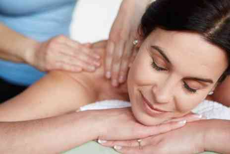 Stressless with Lesley Brackenridge - One Hour Deep Tissue or Swedish Massage - Save 53%